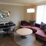 vista suite lounge