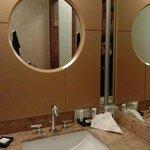 Lovely bathroom mirror