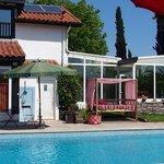piscine solarium