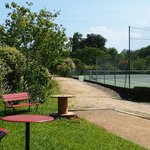 tennis avec fronton