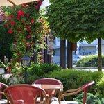 Summer Terrace of Restaurant Tarouca