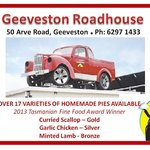 Geeveston Roadhouse