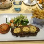 Fillet Steak cafe de paris butter