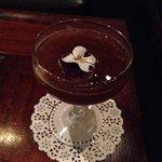 Gorgeous cocktail