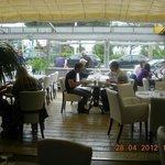 restaurant trés agréable et confortable