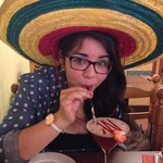 Mexican in her element ��