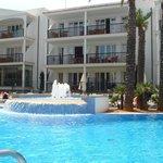 Quiet Pool Hotel View