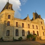 Vista do Chateau ao entardecer em junho/14