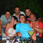 with Onur, Anil, Tommy and Recai