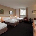 Chambre quadruple Hôtel Paradis Lourdes
