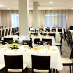 Sala privata per banchetti e matrimoni