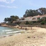 Rincón de la playa