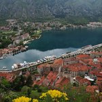 Kotor from top