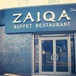 Zaiqa Buffet Restaurants Entrance