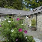 Outside Cottage Rooms
