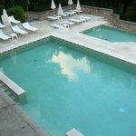 piscina de verano
