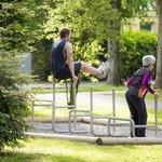 Sportangebot Generationenpark