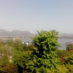 View of Fateh Sagar from Balcony