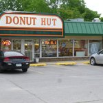 Donut Hut Front