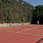 Tennis Courte