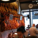 The best Jamon Iberico