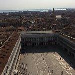 vue sur la place San Marco