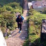 Steps at Pambar