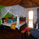 Jacuzzi beach vila bedroom