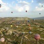 Amazing balloon ride!
