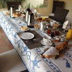Petit déjeuner !!!!!