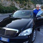 Our Excellent Driver, Massimo & Lovely Car