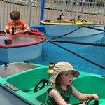 Driving Boats