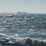 Ship at Sea May 2014