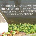 Veteran's Memorial at Rehoboth