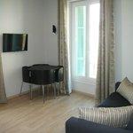 salon appartement suite
