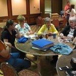 Family visit courtesy of Holiday Inn Terre Haute