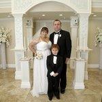 Mi boda en Las Vegas, Reinaldo, Paola & Adoldo
