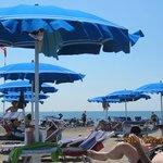 la playa de ostia