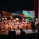 Lion King Performance!!!