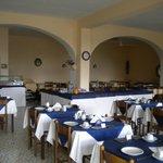 sala ristorante e colazioni
