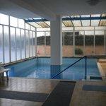 parte di piscina coperta