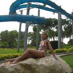 Аквапарк в Ллорет дель мар