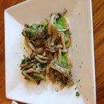 Mushroom Bruschetta....mmmm!