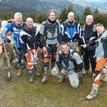 Riders of The Lost Trail - Group from Holland