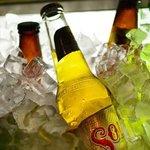 Cervezas a $15 en los partidos de México
