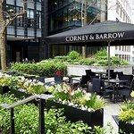 Corney & Barrow Fleet Place