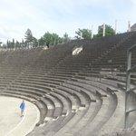 teatro de la vaison de romaine
