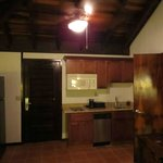 Entry/Kitchenette area