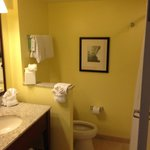 Bathroom in Double Queen Pool Side Room