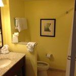 Bathroom in Double Queen Pool Side Room